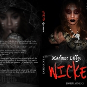 Madame Lilly, WICKED (BOOKCOVER)