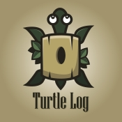 Turtle Log logo
